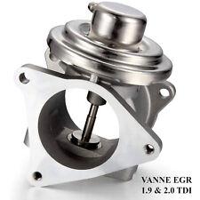 Vanne EGR pour VW Bora Golf Lupo Jetta Polo Touran 1,9 1,9l 2,0 2,0l Tdi
