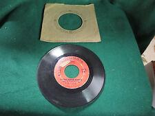 "7"", 45 RPM, O.C. SMITH, LITTLE GREEN APPLES / LONG BLACK LIMOSINE"