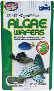 Hikari Tropical Sinking Algae Wafers 8.80 oz.