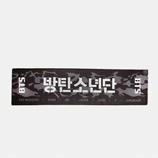[BTS OFFICIAL SHOP LIMITED] BTS 2016 OFFICIAL SLOGAN