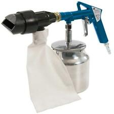 RECIRCULATING SAND BLASTING KIT FOR AIR COMPRESSOR CAR BODYWORK RUST SHOT BLAST