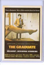 VINTAGE REPRO MOVIE POSTER THE GRADUATE REPRODUCTION POSTCARD