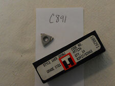 10 NEW RTW 16 ER 28 UNJ CARBIDE INSERTS. GRADE: CY21 MADE IN USA {C891}