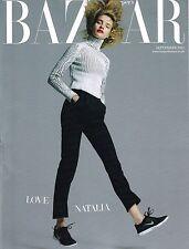 HARPER'S BAZAAR 09/2013 Natalia Vodianova LILY DONALDSON Karen Elson LTD ED @NEW