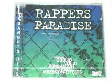 CD / RAPPERS PARADISE / 18 GANGSTA HITS / NEUF / RARE+