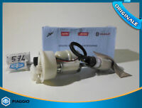 POMPA BENZINA CARBURANTE FUEL PUMP NUOVO ORIGINALE PIAGGIO BEVERLY 300