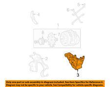 GM OEM-Alternator Bracket 10236997