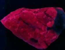 FLUORESCENT : EUCRYPTITE and HYALITE - Parker Mountain Mine - C. Strafford, N.H.