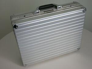 RIMOWA Attache Aktentasche Aktenkoffer Aluminium 45 x 36 x 12 cm *HÄNDLER*