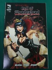 Grimm Fairy Tales Presents Call of Wonderland 1 Cover A - NM-