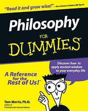 Philosophy For Dummies by Tom Morris (Paperback, 1999)