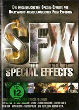 DVD SFX - Speciale Effetti - Le pietre miliari della Tecnologia di trucco
