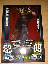 Force Attax Star Wars Serie 4 Star Karte 212 Savage Opress Sammelkarte