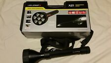 Led Lenser X21 Professional Series Flashlight + Bonus Accessories