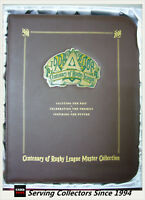 2008 Centenary Of Rugby League Master Collection Album Set--ULTIMATE COLLECTION
