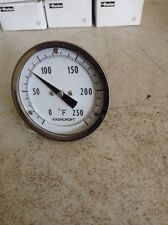 """Ashcroft 3"""" Thermometer"""