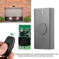 Wireless Car Garage Door Gate Opener Remote Control Switch Receiver Transmitter