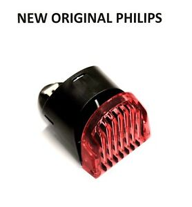 Cutter Head Comb RED or Blue For PHILIPS Shaver Beardtrimmer Beard Trimmer