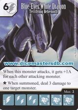 Blue-Eyes White Dragon Terrifying Behemoth #012 - Yu-Gi-Oh! - Dice Masters