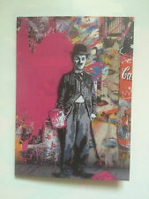 MR BRAINWASH,private view invitation,Opera gallery, London.2012