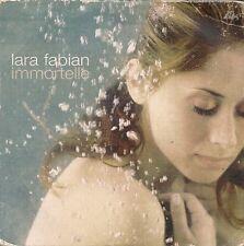 CD SINGLE 3 TITRES--LARA FABIAN--IMMORTELLE--2002