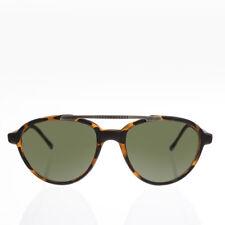 Solex Crossbar Aviator Vintage Sunglass Matte Tortoise / Gun Brow Bar - Roadie