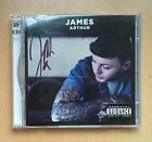 James Arthur 2 CD ALBUM Explicit Lirics Autographed SIGNED NEW
