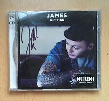 James Arthur 2 CD ALBUM Explicit Lirics Autographed SIGNED NEW
