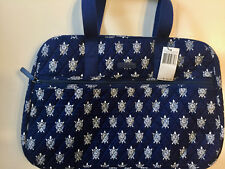 $118 VERA BRADLEY SEA TURTLES MEDIUM TRAVELER BAG - NWT