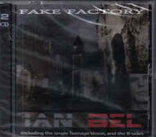 Ian Bel-Fake Factory 2 cd album sealed