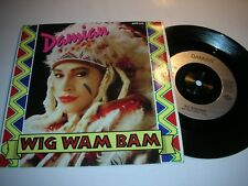 DAMIAN - WIG WAM BAM / PUTTING IT ALL BEHIND ME