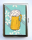 Beer Mug Cigarette Case Wallet Business Card Holder
