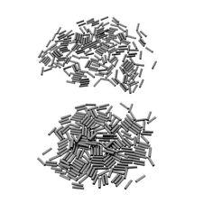 400 Stücke Kupfer Klemmhülsen Quetschhülsen Einzel Hülsen - Angeln