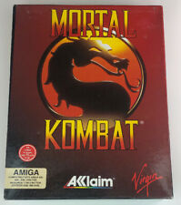 Mortal Kombat - Commodore Amiga - Used but V Good Condition
