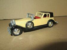 678P Rami JMK 10 France Hispano Suiza J12 Coupé Chauffeur 1934 1:65