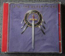 Toto, the seventh one, CD  - label 3