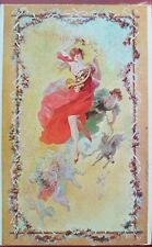 More details for jules cheret, seasons of the years, series 883, autumn, postcard