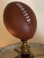 Football Lamp Shade Finial