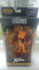 Marvel Legends Colossus X-Men Warlock BAF Unopen Sealed