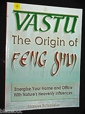 Vastu The Origin of Feng Shui Ancient Therapy (Paperback 2003) 1st Edition Rare