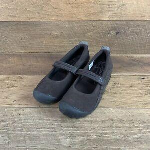 Big Girls Merrell Plaza Bandeau J46152 Dark Brown Mary Jane Shoes Kids Size 6 US