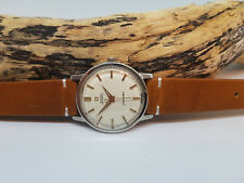 VINTAGE 1966 OMEGA SEAMASTER CREAM DIAL  AUTOMATIC CAL:552 MAN'S WATCH