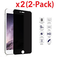 Privacy Anti-Spy Tempered Glass Screen Protector Shield for iPhone 8 / 8 Plus