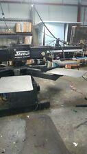 1996 Tuf Javelin 68 Automatic Textile Press