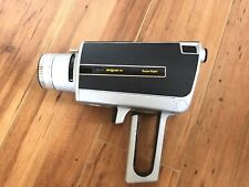 Argus 816 Super 8 Film Camera Instant Load Fully Automatic Japan Great Condition