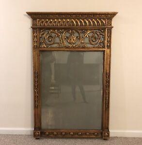 Vintage LaBarge Italian Gold Regency Style Mirror Exc Cond