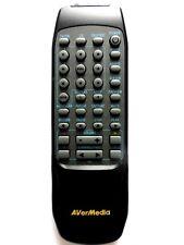 AVERMEDIA PCTV CARD REMOTE CONTROL A2