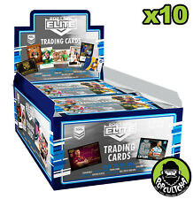 NRL 2021 RUGBY LEAGUE - Elite Trading Cards Box ~ Sealed Case (10ct) | TLA #NEW