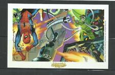 "MADAGASCAR. Año: 1999. Tema: ""SPIDER-MAN""."