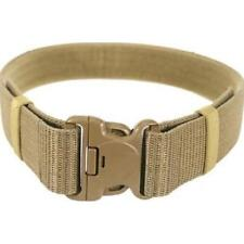 BlackHawk Enhanced Military Web Belt, Coyote Tan - Waists up to 43-Inches